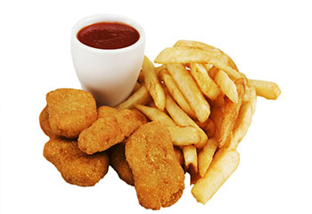 Nuggets & chips